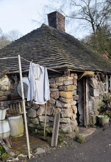 Squatter's cottage
