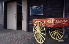 Canal Street cart