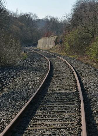 Last train's gone