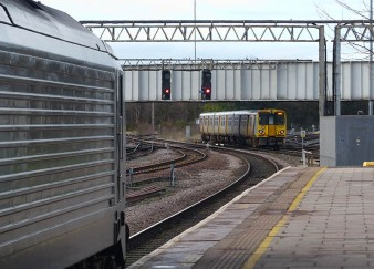 Our trains at Chester