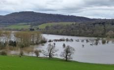 Leighton flood plain