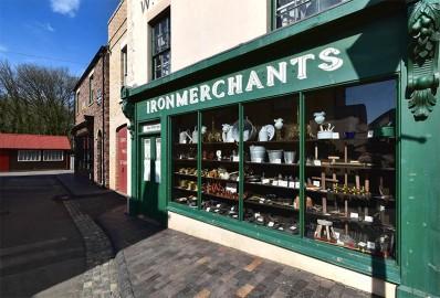 Iron merchants