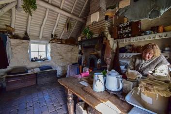 Squatter's cottage