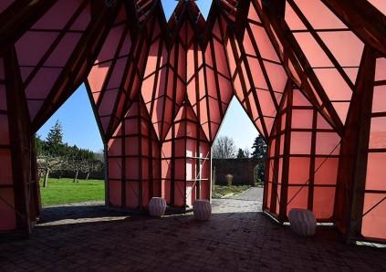 Origami interior