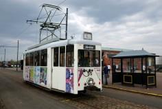 Ex-Dusseldorf tram