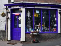 Sparkly shop