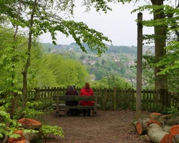 Ironbridge view