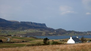 A view to Sron Vourlinn