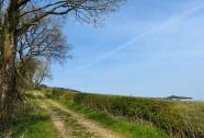 Uphill stretch