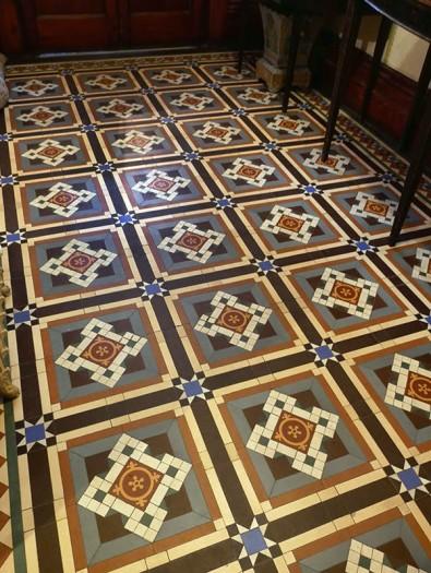 Maw's tiles