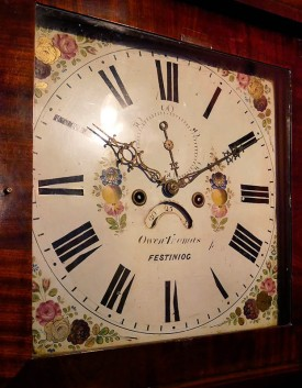 Thomas the clocks, Festiniog