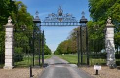 Aldenham Park gates
