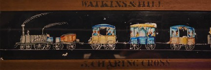 Watkins and Hill's train