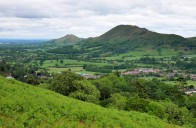 Looking over Stretton