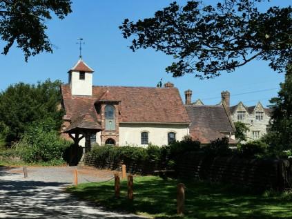 Benthall church and hall