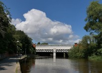 Another view of the railway bridge
