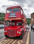 London Transport - in Ironbridge?