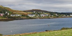 Dunvegan shoreline