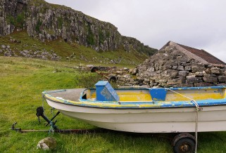 Boat and bothy