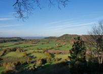 More sandstone hills