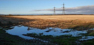Pools and pylons