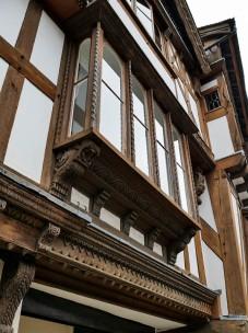 Ludlow woodwork