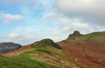 Look up the ridge