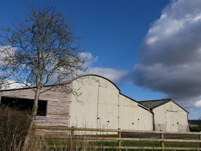 Mapp Farm barns