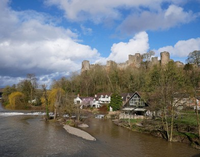 Castle and Teme
