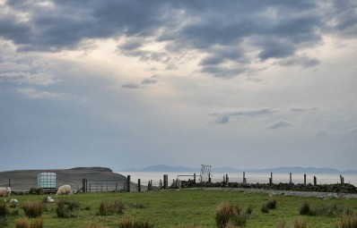 14 April 2019 - a quiet evening at Kilmuir