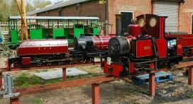 "2006: Weston Park: 7.25"" gauge"