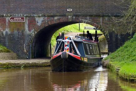 Audlem canal