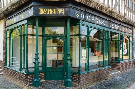 Shrewsbury Branch No. 4
