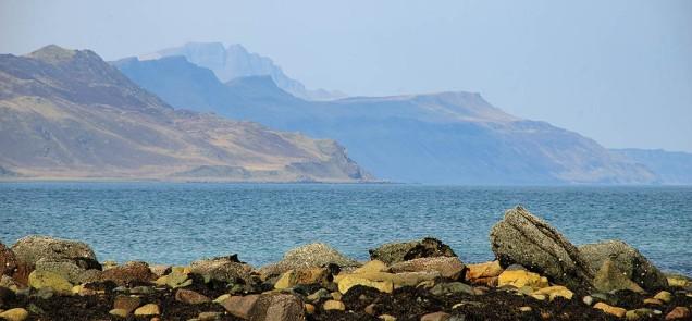 Àird - view to Trotternish