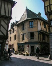 2003: Malestroit, Place de Bouffay