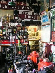 Shackerstone station museum