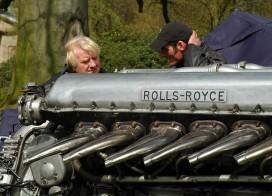 2006: Weston Park: petrolheads