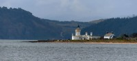 The lighthouse, Chanonry Point