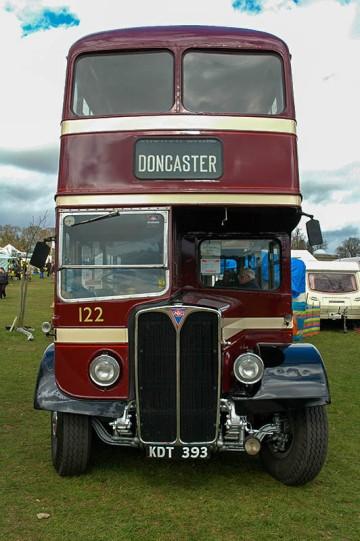2006: Doncaster double decker