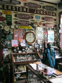 Shackerstone station museum