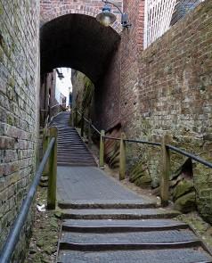 ...to Stoneway Steps...