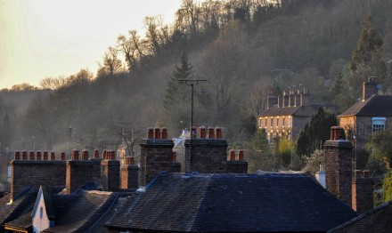 Ironbridge chimneys