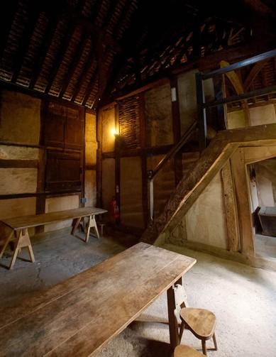 An ancient interior