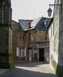 Ploermel: a quiet corner