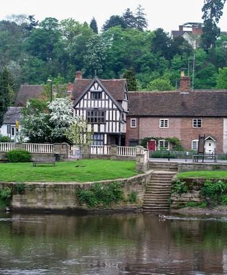 Bewdley riverside