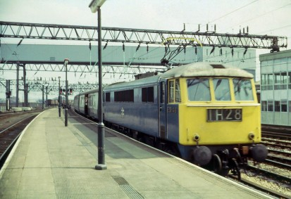 2 May 1970: Manchester Piccadilly