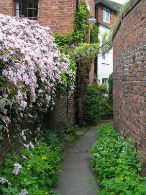 Bewdley alley