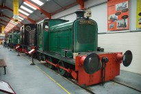 Middleton museum - antique diesels