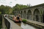 Aqueduct and viaduct