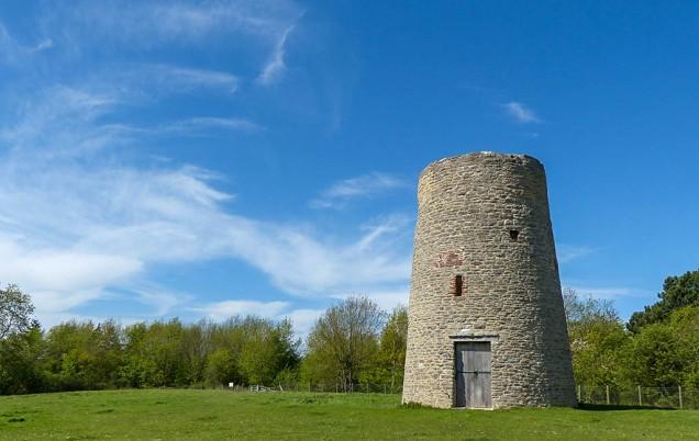 2015: Wenlock windmill
